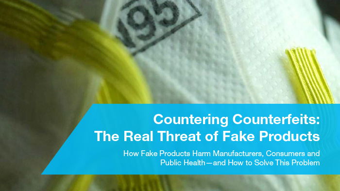 Countering Counterfeits: The Real Threat of Fake Products