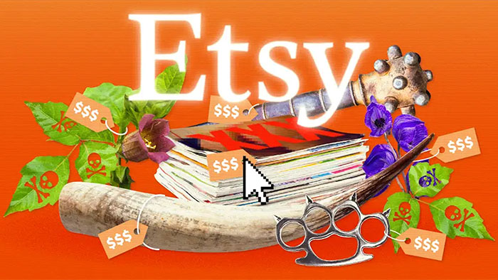 Etsy is Full of Illicit Products It Claims to Ban