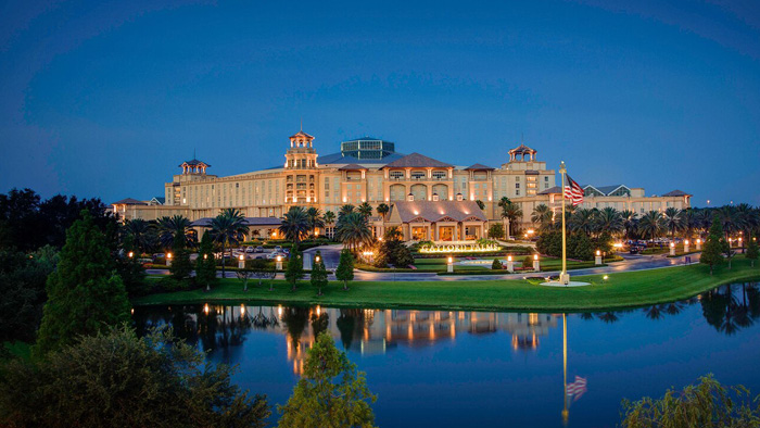 Explore the Gaylord Palms