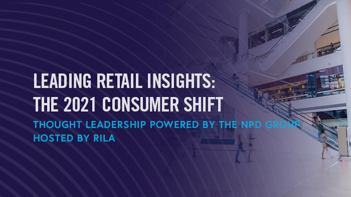 Leading Retail Insights: The 2021 Consumer Shift