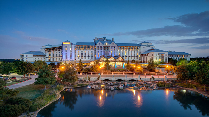 Explore the Gaylord Texan Resort & Convention Center
