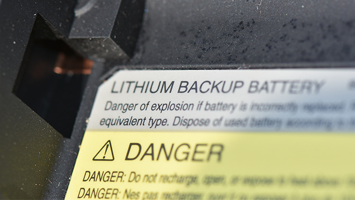Lithium Batteries Fact Sheet