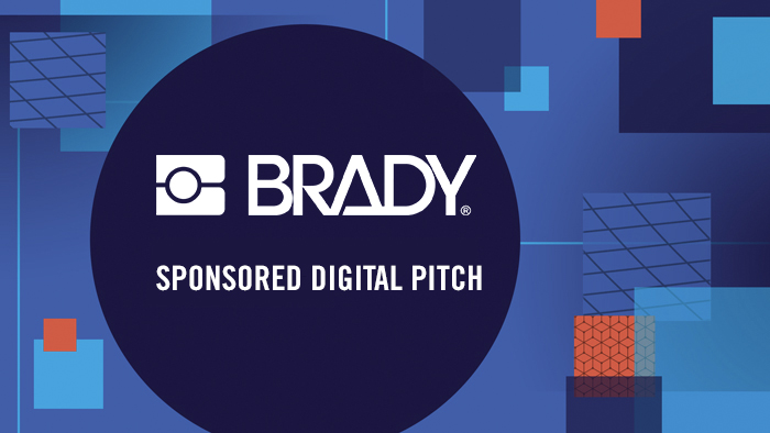 Brady Digital Pitch